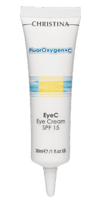 FluorOxygen+C EyeC Eye Cream SPF-15