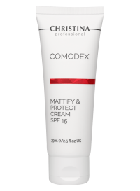 Comodex Mattify & Protect Cream SPF 15