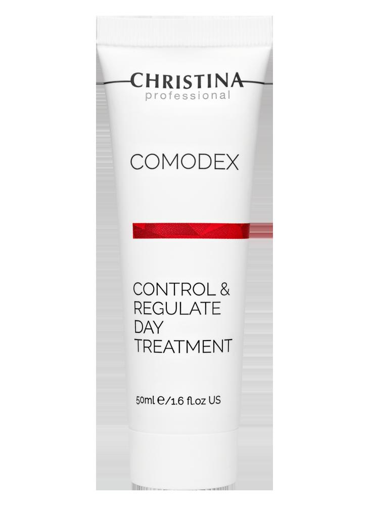 Comodex Control & Regulate Day Treatmen Christina Cosmetics