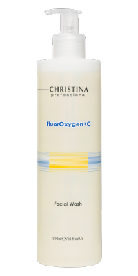 FluorOxygen+C Facial Wash