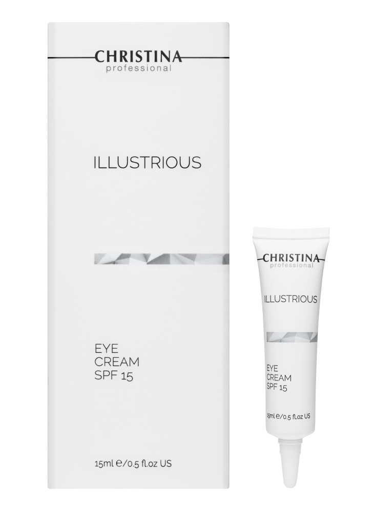 Illustrious Eye Cream SPF15