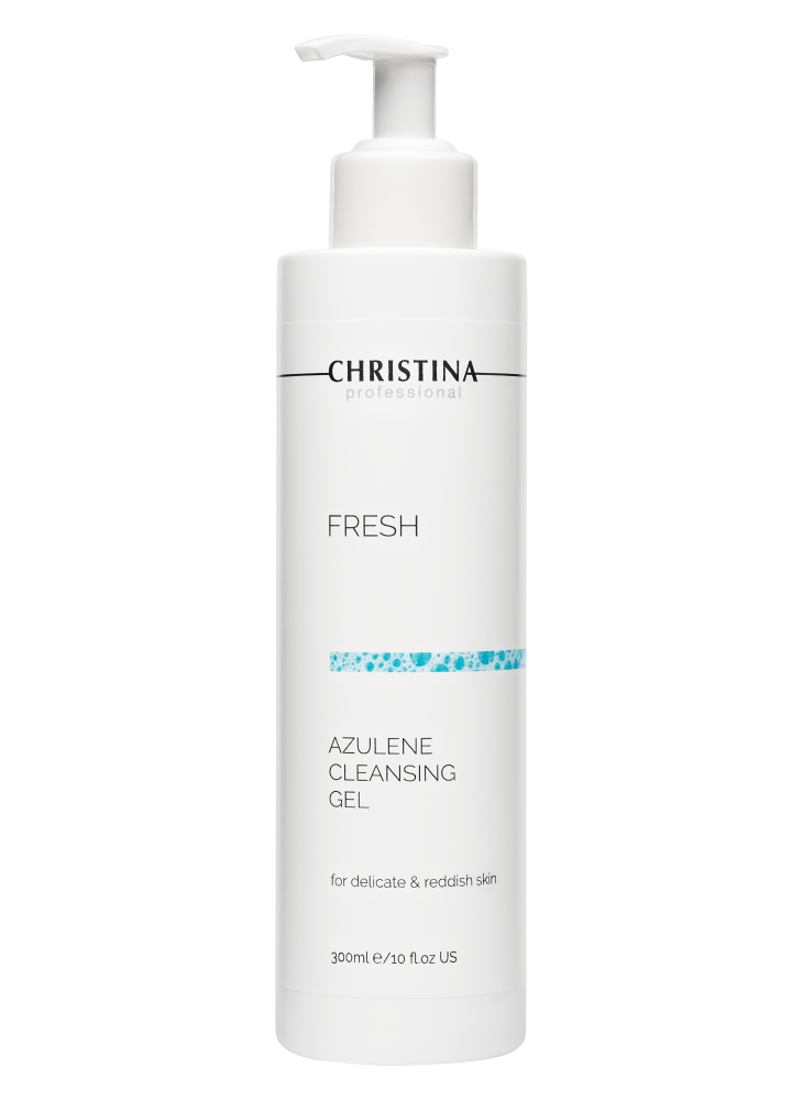 Fresh Azulene Cleansing Gel for delicate & reddish skin фото