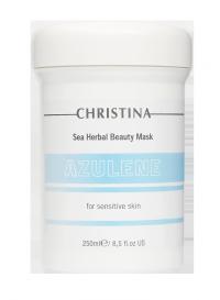 Sea Herbal Beauty Mask Azulene for sensitive skin