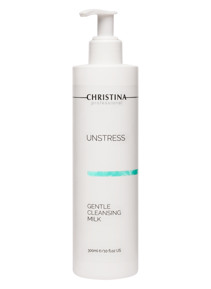 Unstress Gentle Cleansing Milk фото