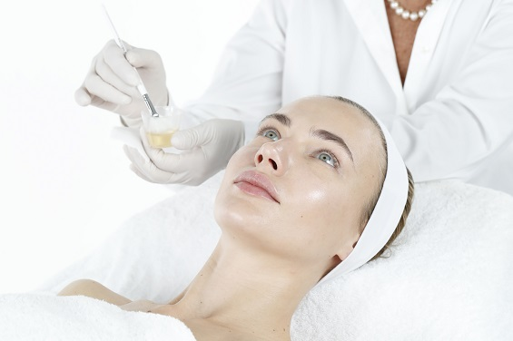 Шаг 3A. Comodex Treat & Regenerate Peel