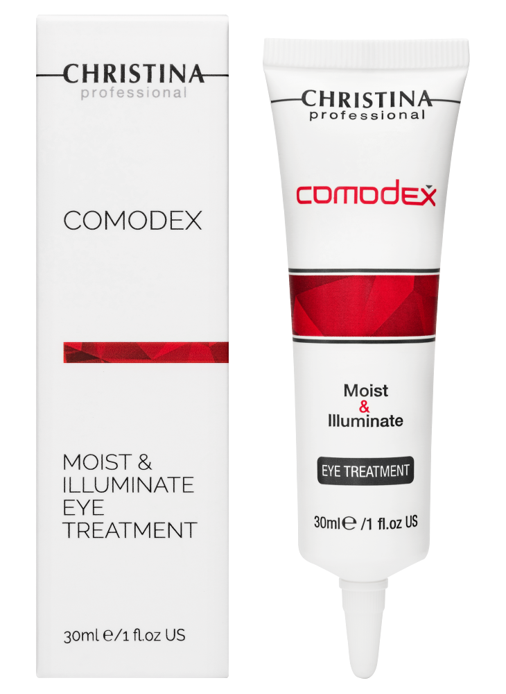 Comodex Moist & Illuminate Eye Treatment