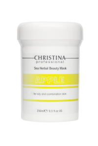 Sea Herbal Beauty Mask Apple for oily and combination skin