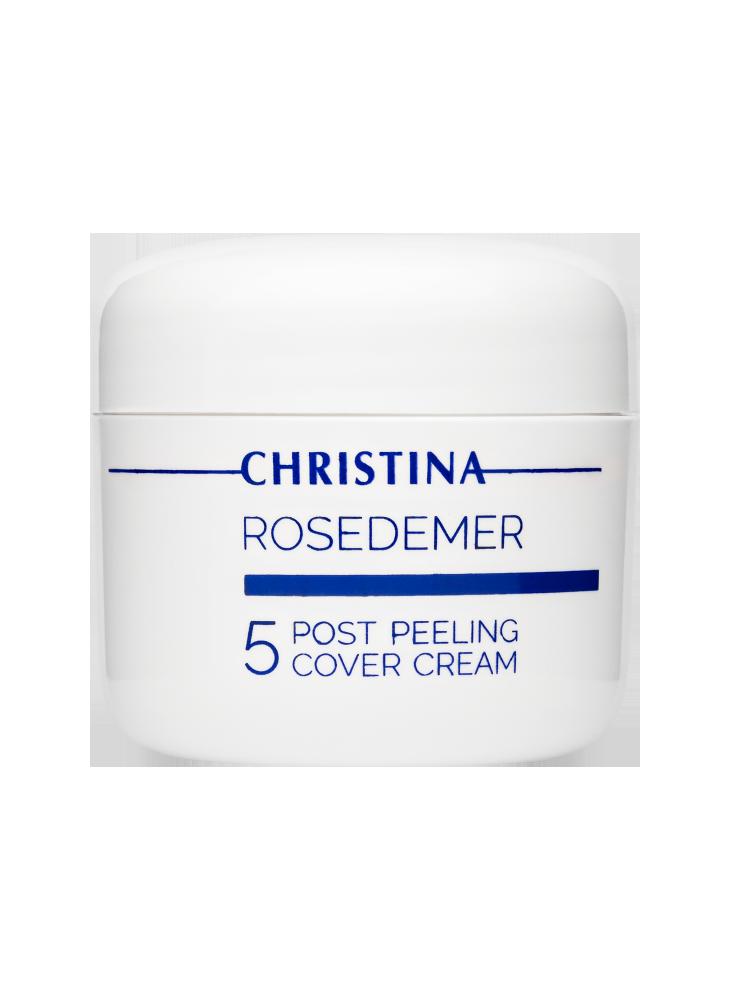 Rose de Mer Post Peeling Cover Cream фото