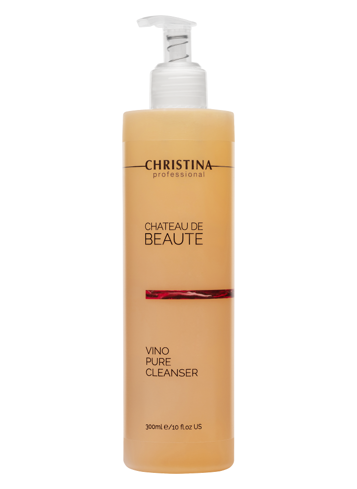 Chateau de Beaute Vino Pure Cleanser Christina Cosmetics