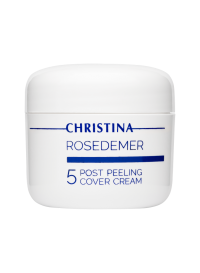 Rose de Mer Post Peeling Cover Cream step5