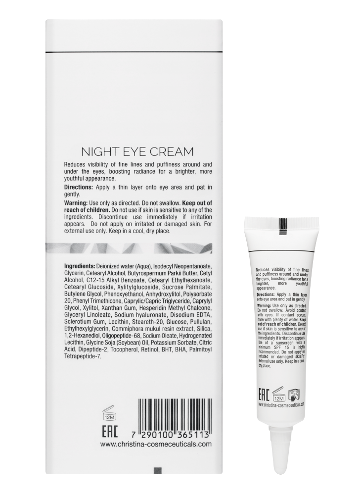 Illustrious Night Eye Cream фото