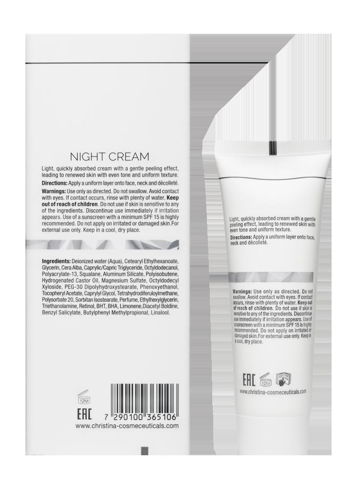 Illustrious Night Cream фото