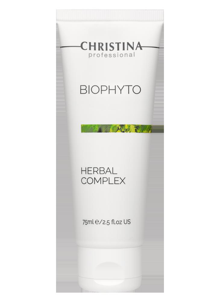 Bio Phyto Herbal Complex - Растительный пилинг облегченный, 75 мл, CHRISTINA
