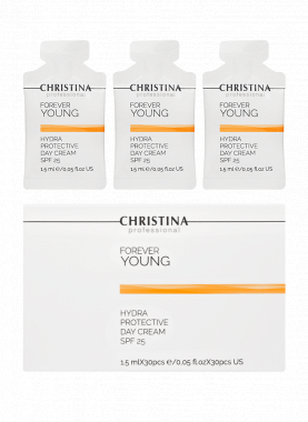 Forever Young-Hydra Protective Day cream SPF-25 sachets kit 30 pcs