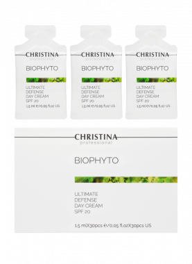 Bio Phyto-Ultimate Defense Day Cream SPF-20 sachets kit 30 pcs