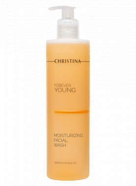 Forever Young Moisturizing Facial Wash, pH 7,8-8,8