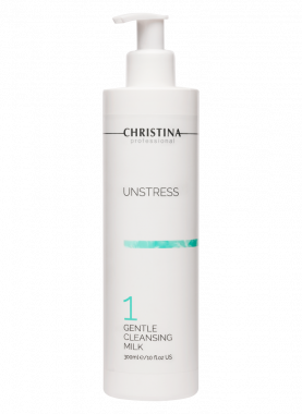 Unstress Gentle Cleansing Milk