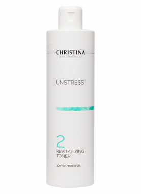 Unstress Revitalizing Toner, pH 4,0-4,5