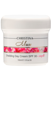 Muse Protective Day Cream SPF 30 step8