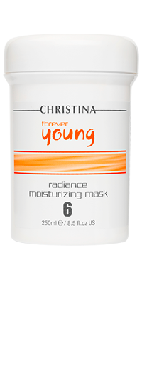 Forever Young Radiance Moisturizing Mask step6a