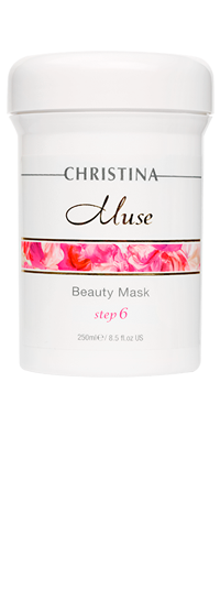 Muse Beauty Mask step6