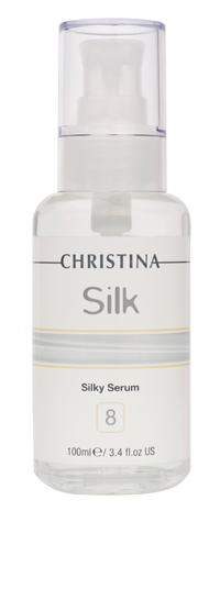 Silk Silky Serum step8