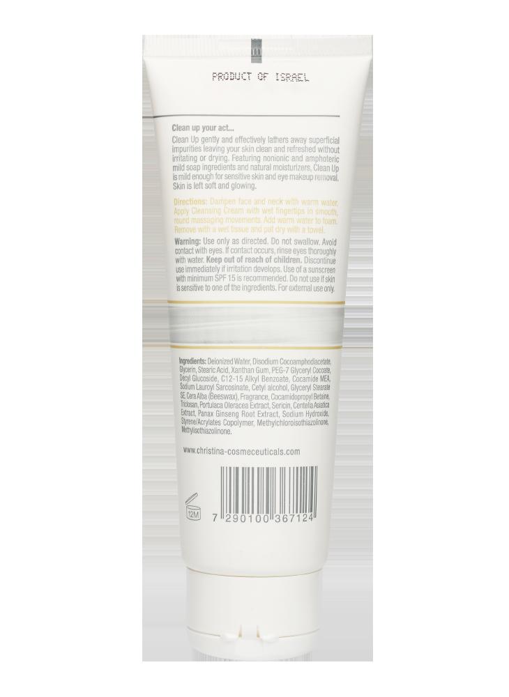 Silk Clean UpSilk<br>Мягкое, кремообразное средство не содержит липидов, поэтому не оставляет после себя на коже ощущения жирности. Мягко удаляет загрязнения, декоративную косметику и избытки кожного сала, не раздражая и не пересушивая кожу. Может использоваться для снятия макияжа вокруг глаз. После<br>применения препарата кожа становится чистой и готовой к нанесению следующего шага.<br>