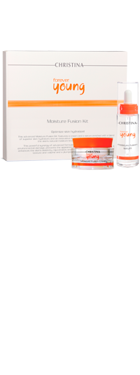 Forever Young Moisture Fusion kit