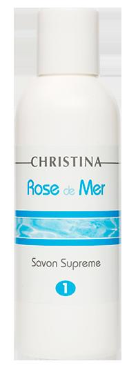 Rose de Mer Savon Supreme step1