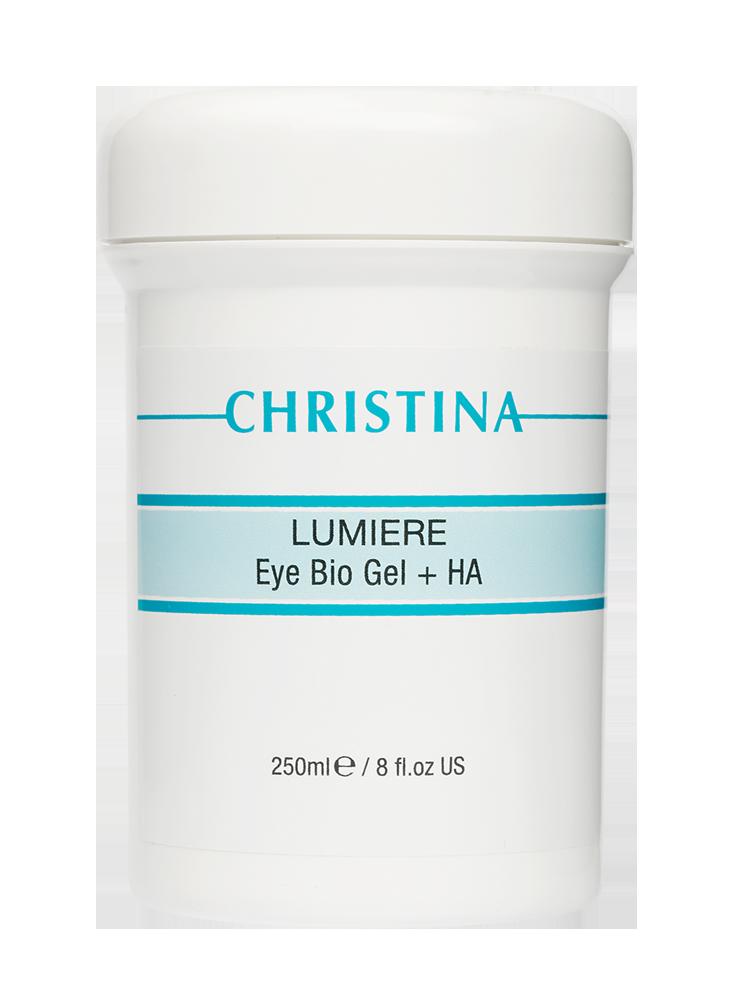 Lumiere Eye Bio Gel + HAПрепараты общей линии<br>Гель увлажняет кожу вокруг глаз, разглаживает мелкие морщинки, снимает отечность, замедляет процесс старения. Обладает противовоспалительным, антисептическим и смягчающим действиями. Препарат быстро впитывается, оставляя ощущение комфорта чувствительной области вокруг глаз.<br>