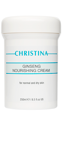 Ginseng Nourishing Cream for normal skin
