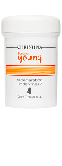Forever Young Regenerating Under-Mask step4